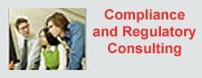 Compliance and Regulatory Consulting