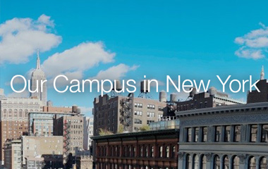 Our Campus in New York