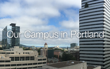 Our Campus in Portland
