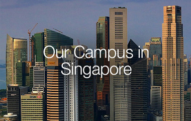Our Campus in Singapore