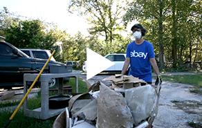 休斯顿救济中的GCX援助