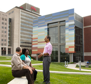 Visiting Scientist Fellowship at Eli Lilly and Company