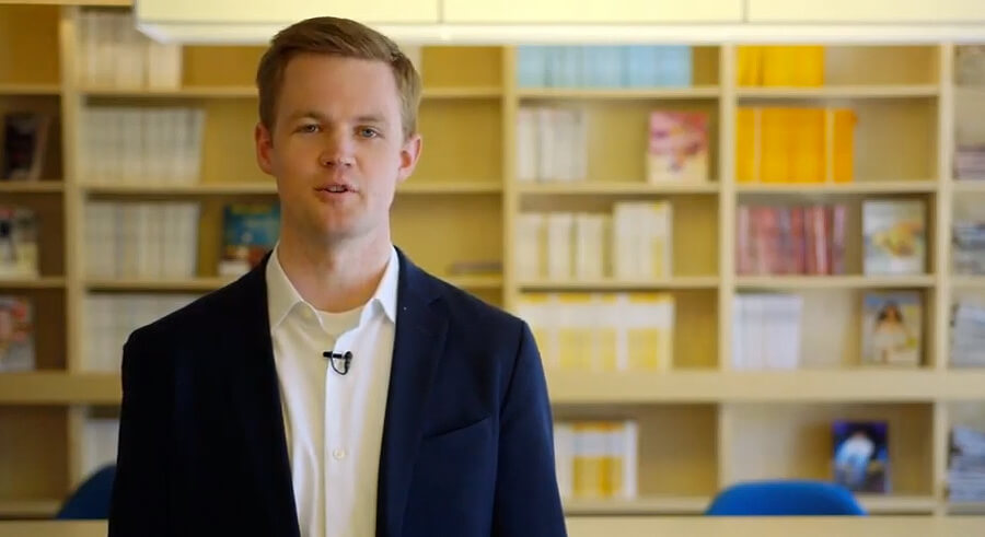 Employee Profile: Human Resources MBA (Video)