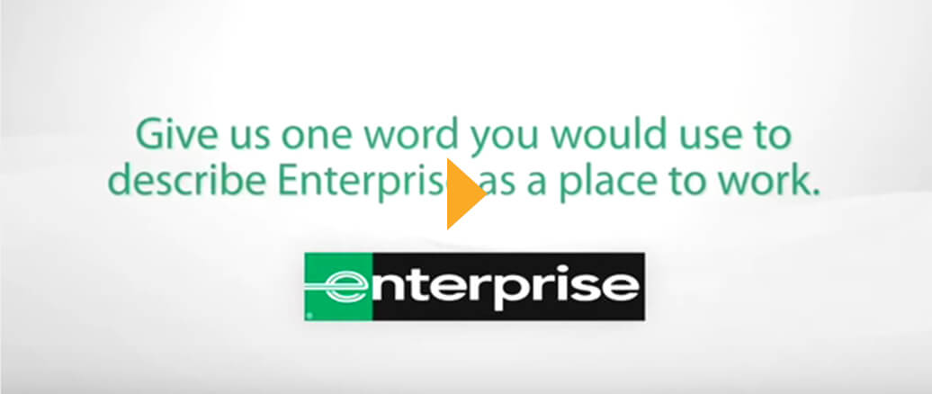 Give us one word you would use to describe Enterprise as a work place
