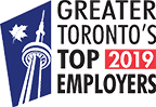 2019 Greater Toronto's Top Employers Award