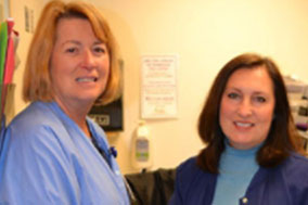 Through our doors, exceptional nurses provide exceptional care