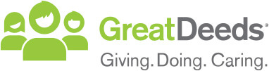 Great Deeds - Giving. Doing. Caring.