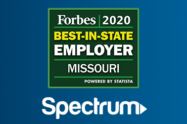 Forbes Best-In-State Employer MO