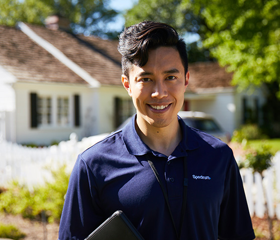 Community Sales Rep outside