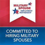 Military Spouse Employment Partnership Committed to Hiring Military Spouses