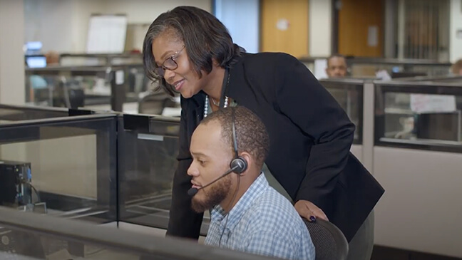 Video: A Day in the Life of a Sales Retention Representative