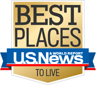U.S. News Best Place Award