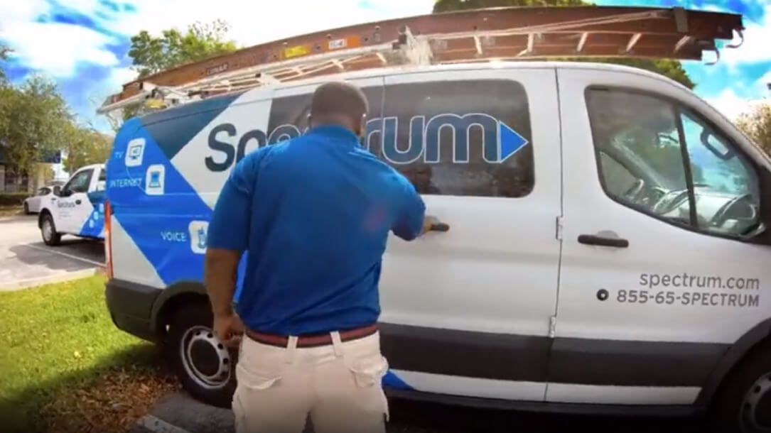Video: Our Technicians are Keeping Customers Connected