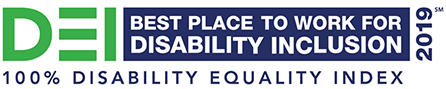Best Place to Work for Disability Inclusion 2019