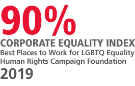 Best Places to work Equality 2017