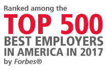 Top 500 Best Employers in America