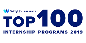 WayUp Top 100 Internship Programs
