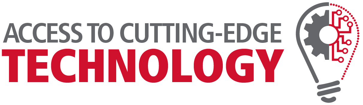 Access to Cutting-Edge Technology