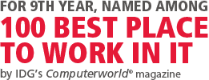 100 Best Place to work in IT