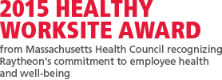 Healthy Work Site award