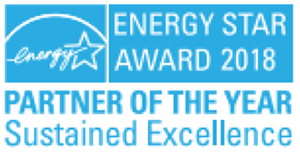 Energy star award 2018