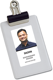 Our people - Sachin