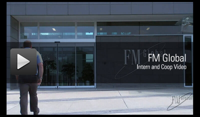 FM GLobal Intern and Coop Video - click to play