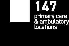 147 primary care locations