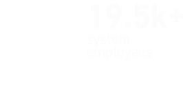19.57k+ system employees