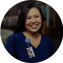 Cindy Ruisi - RN, BSN Clinical Nurse Leader, Unity Hospital.