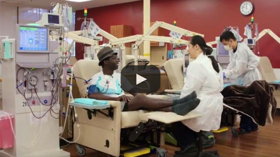 2017 Disaster Relief | Fresenius Medical Care