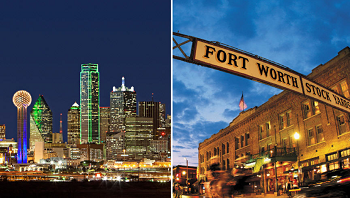 Dallas Ft. Worth Stockyard