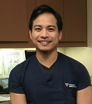 Acute dialysis nurse at FMCNA Manuel made his way from the Philippines to our Midland clinic, and here's why you should too!