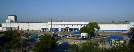 Reynosa, Mexico Manufacturing Plant
