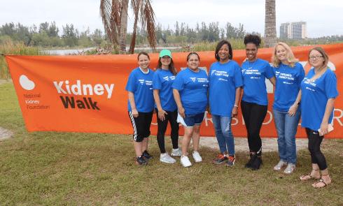 kidney walk Ft Meyers