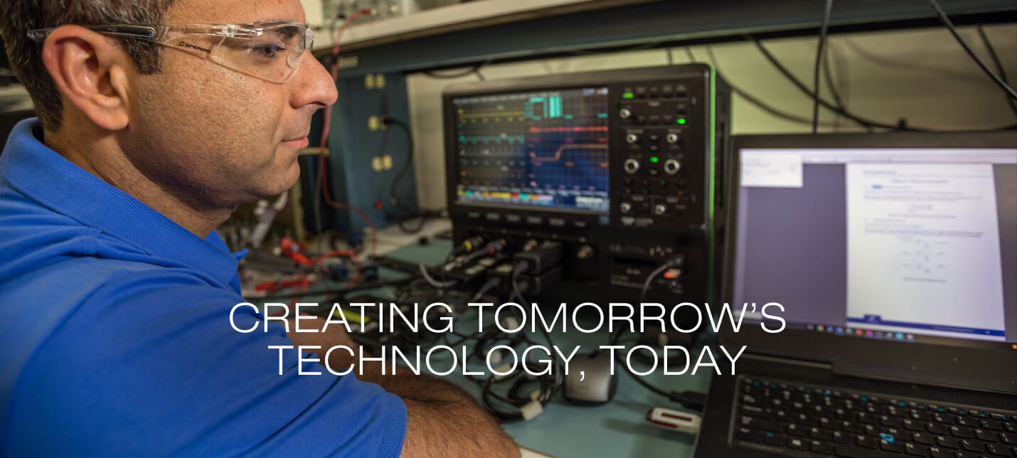 Creating tomorrow's technology, today