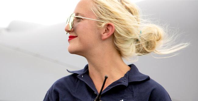Samantha. Avionics Technician