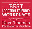 Adoption Friendly Award