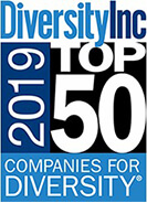 2019 Diversity Inc Top 50 Companies for Diversity