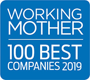 Working Mother 100 Best Companies 2019