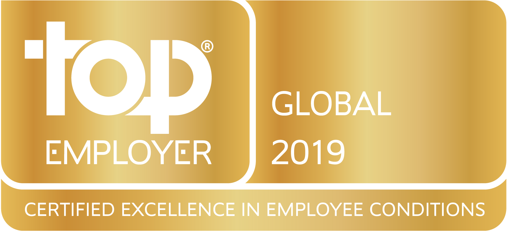 Global Top Employers 2019 に認定n