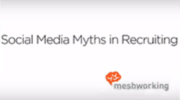 Social Media Recruiting Myths