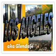 Los Angeles and Glendale