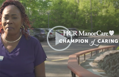 Champion of Caring - New Providence, NJ - Lorna Downer