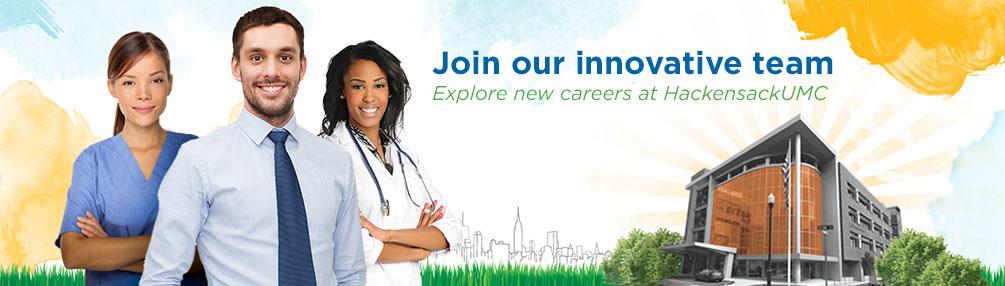 Hackensack University Medical Center Careers Visa Master