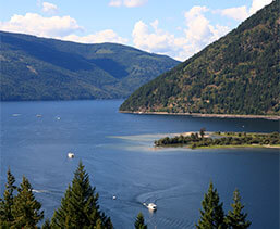 Thompson Cariboo Shuswap Boating