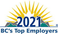 BC Top Employers 2021 Logo