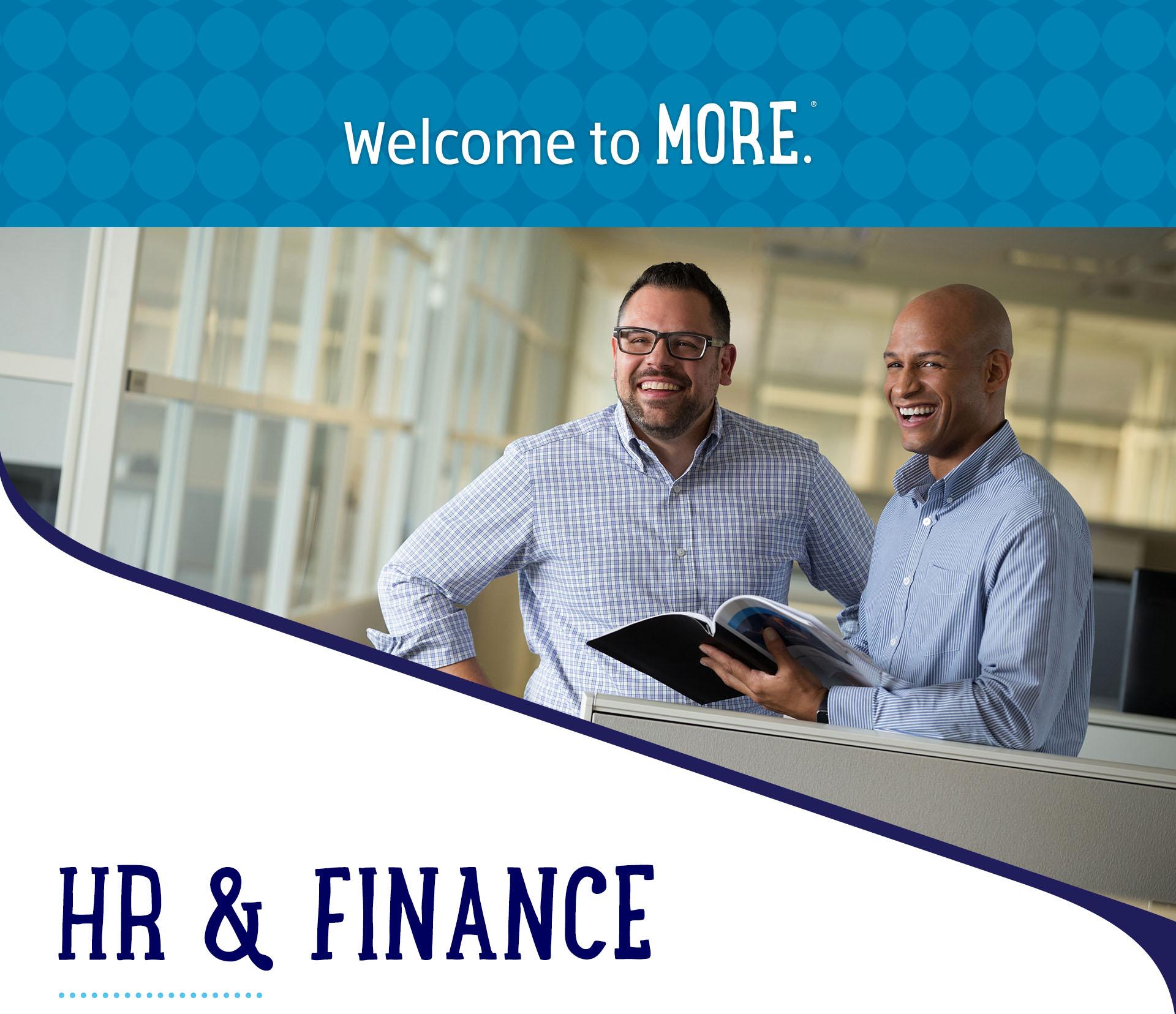 HR & Finance