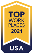 2021 National Top Workplaces Award