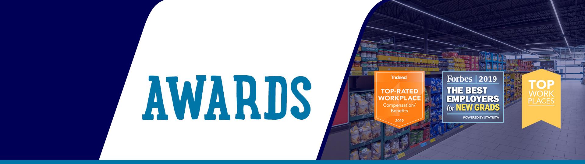 ALDI Awards Page
